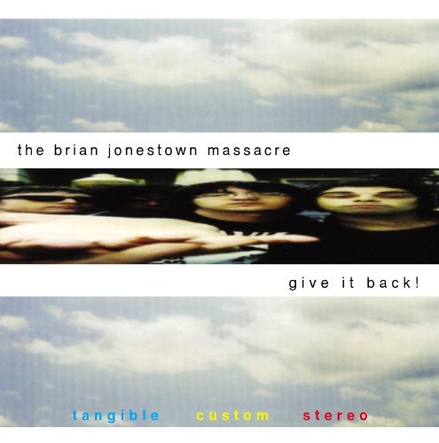 Brian Jonestown Massacre Give It Back! 2 Lp