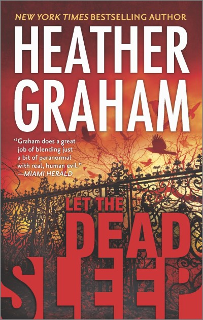 Heather Graham Let The Dead Sleep