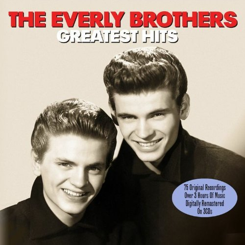Everly Brothers Greatest Hits Import Gbr 3 CD