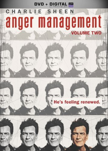 Anger Management Anger Management Episodes 11 Ws Nr 3 DVD Uv