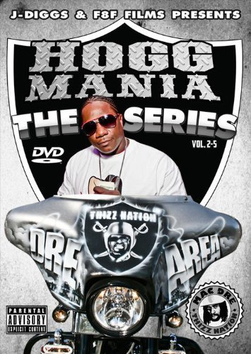 J Diggs Vol. 2.5 Hogg Mania The Series Explicit Version