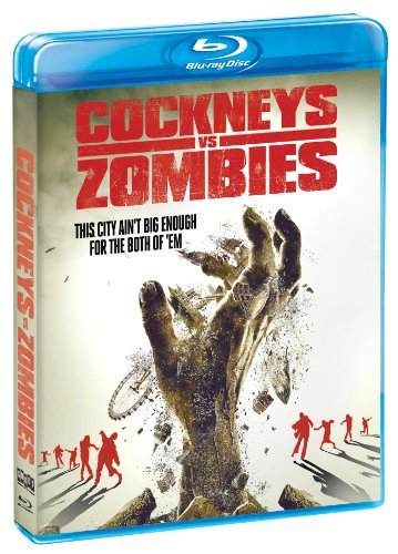 Cockneys Vs. Zombies Ryan Treadaway DVD Dc Nr