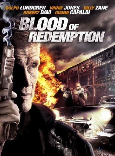 Blood Of Redemption Lundgren Jones Zane Nr