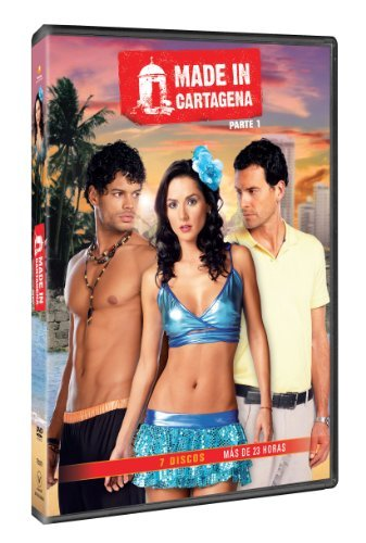 Made In Cartagena Parte 1 Nr 7 DVD