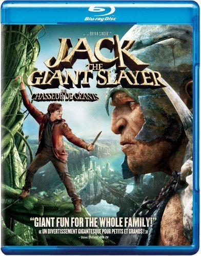 Jack The Giant Slayer Hoult Tucci Nighy Mcgregor Blu Ray