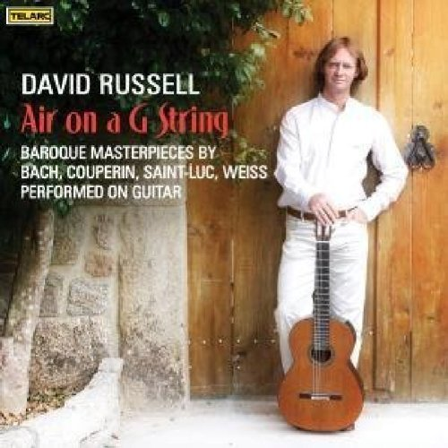 David Russell Air On A G String