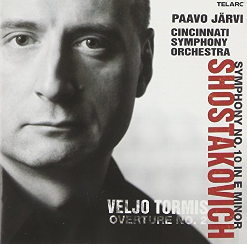 Paavo Jarvi Sym 10 In E Minor Shostakovich