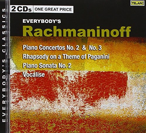 S. Rachmaninoff Everybody's Classics