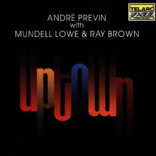 Previn Lowe Brown Uptown Songs Of Harold Arlen