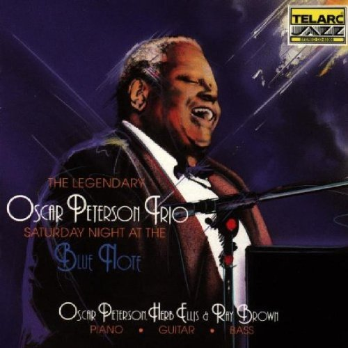 Oscar Trio Peterson Saturday Night At The Blue Not