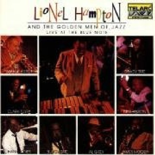 Lionel & Golden Men Of Hampton Live At The Blue Note CD R