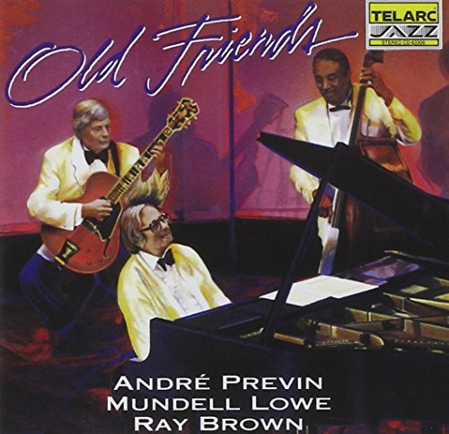 Previn Lowe Brown Old Friends CD R
