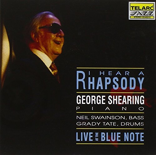 George Shearing I Hear A Rhapsody Live At The CD R