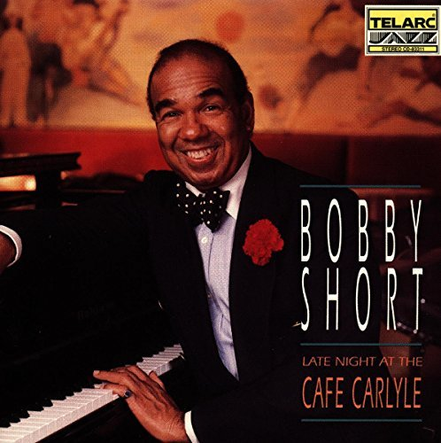 Bobby Short Late Night At The Cafe Carlyle CD R