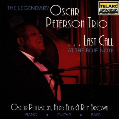 Oscar Peterson Last Call At The Blue Note CD R