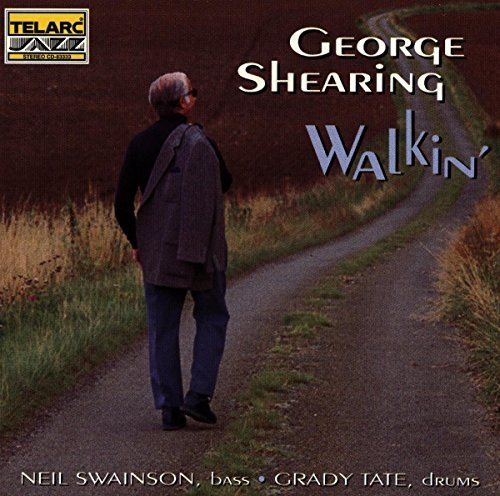 George Shearing Walkin' Made On Demand Feat. Swainson Tate