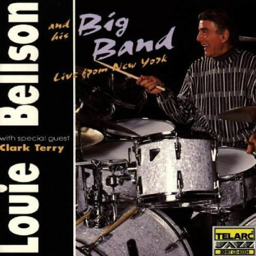 Bellson Louie Live From New York CD R Feat. Clark Terry