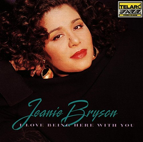 Jeanie Bryson I Love Being Here With You