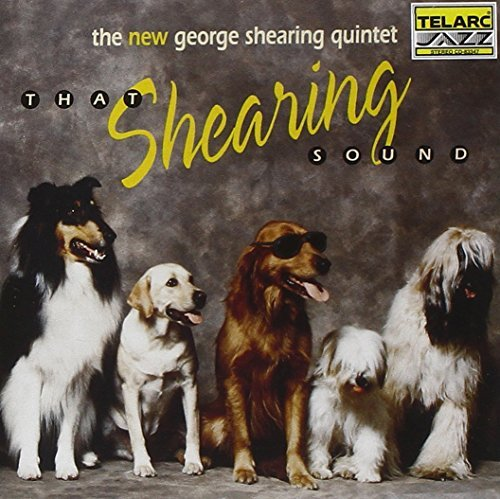 George Shearing That Shearing Sound