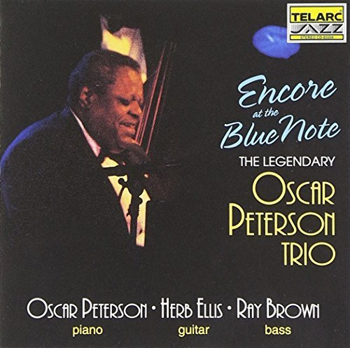 Oscar Trio Peterson Encore At The Blue Note