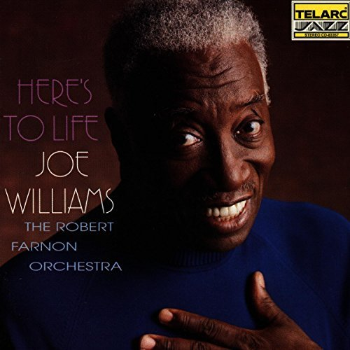Joe Williams Here's To Life CD R