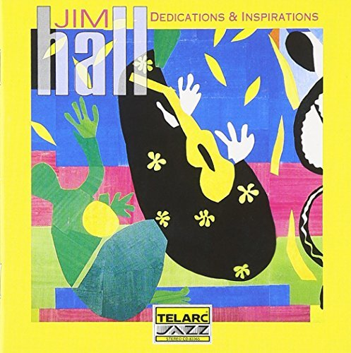 Jim Hall Dedications & Inspirations CD R