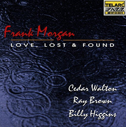 Frank Morgan Love Lost & Found
