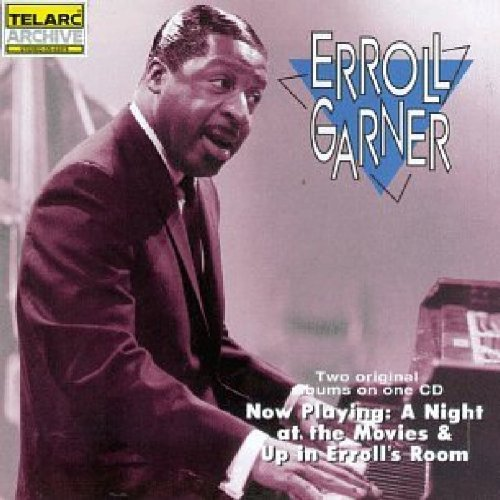 Erroll Garner Up In Errol's Room Now Playing CD R