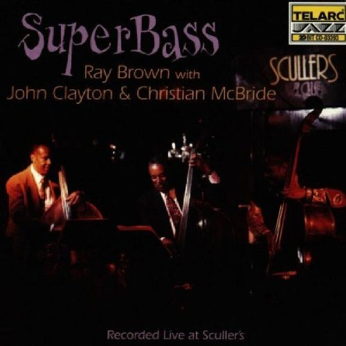 Ray Brown Superbass Brown Clayton Mcbride Green