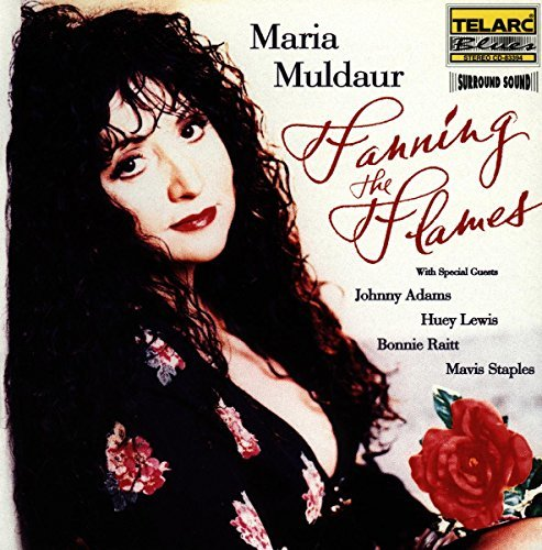 Maria Muldaur Fanning The Flames