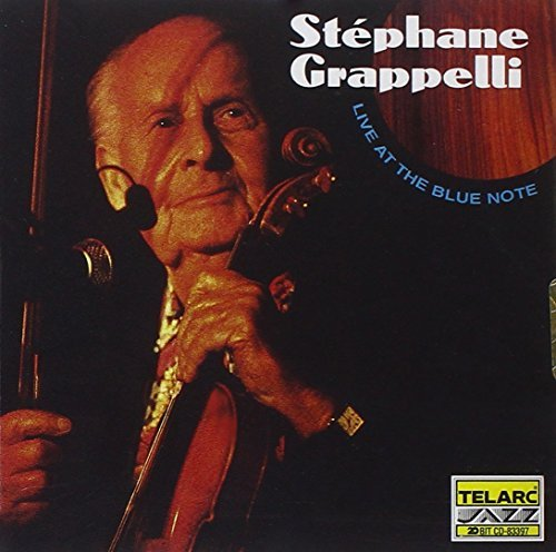 Stephane Grappelli Live At The Blue Note