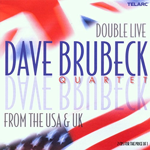 Dave Quartet Brubeck Double Live From The Usa & Uk 2 CD