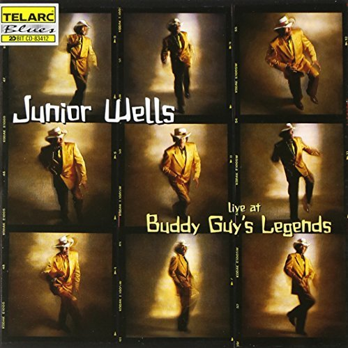 Junior Wells Live At Buddy Guy's Legends