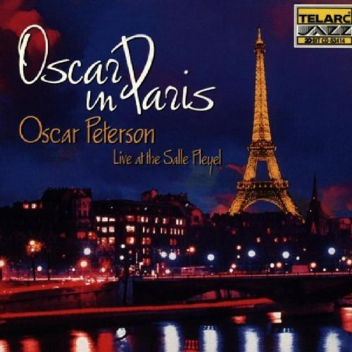 Oscar Peterson Oscar In Paris Live At Salle P CD R 2 CD