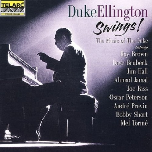 Duke Ellington Swings Duke Ellington Swings Brown Brubeck Hall Jamal Pass Peterson Previn Short Torme