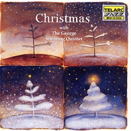 George Quintet Shearing Christmas With George Shearing