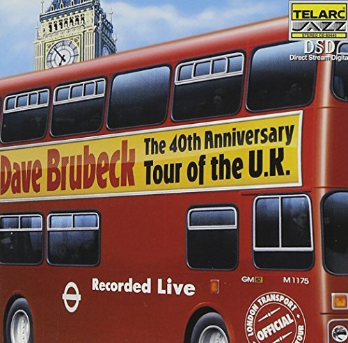Dave Brubeck 40th Anniversary Tour Of The U