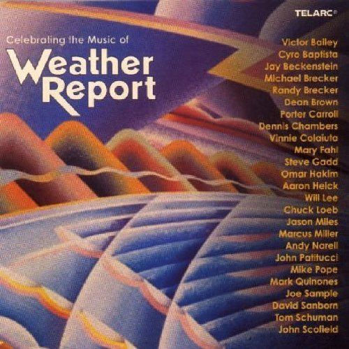Celebrating The Music Of We Celebrating The Music Of Weath CD R Miles Miller Scofield Pope Lee