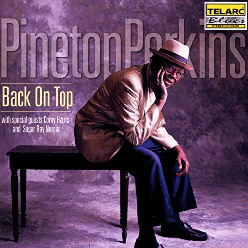 Pinetop Perkins Back On Top
