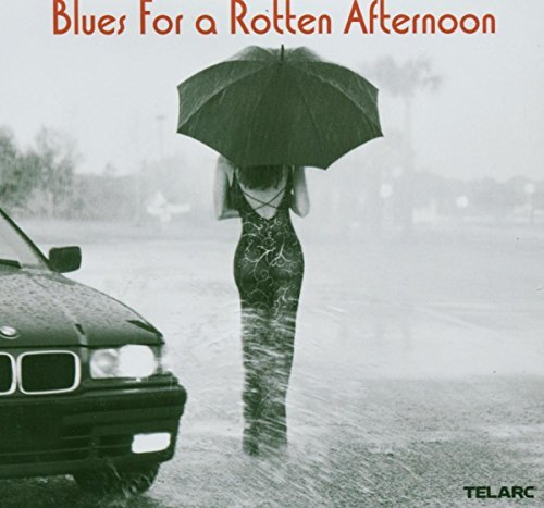 Blues For A Rotten Afternoo Blues For A Rotten Afternoon CD R Lady Bianca Musselwhite