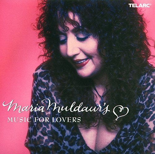 Maria Muldaur Music For Lovers CD R