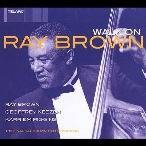 Ray Trio Brown Walk On 2 CD
