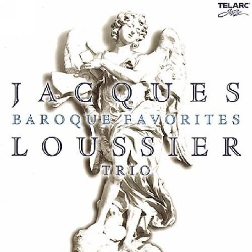 Jacques Trio Loussier Baroque Favorites Jacques Loussier Trio