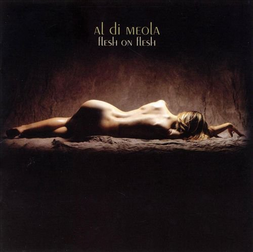 Al Di Meola Flesh On Flesh CD R