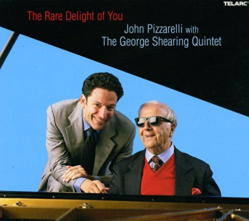 John & George Shear Pizzarelli Rare Delight Of You CD R