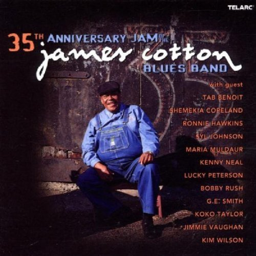 James Cotton 35th Anniversary Jam CD R