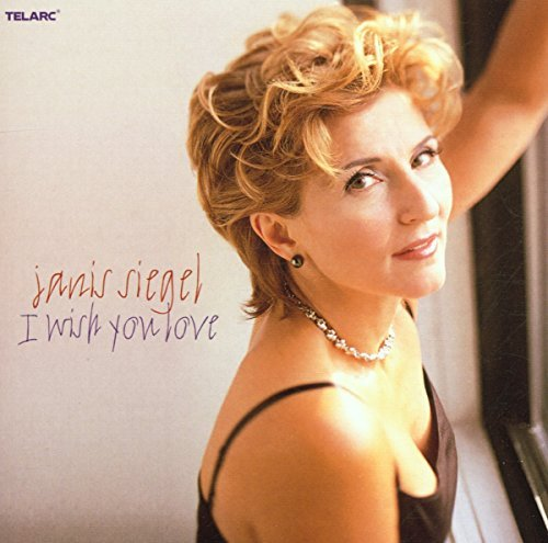 Janis Siegel I Wish You Love CD R Siegel Harper Harrell Newman