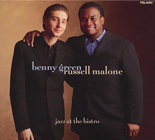 Green Malone Jazz At The Bistro CD R