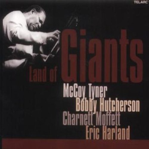 Mccoy Tyner Land Of Giants CD R