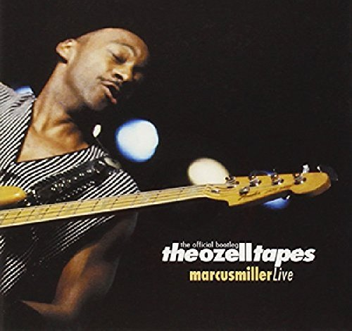 Marcus Miller Ozell Tapes Official Bootleg 2 CD